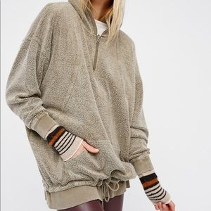 Free people pick a place pullover